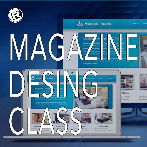Ad and Magazine Design Development for Product Publishing - Clase