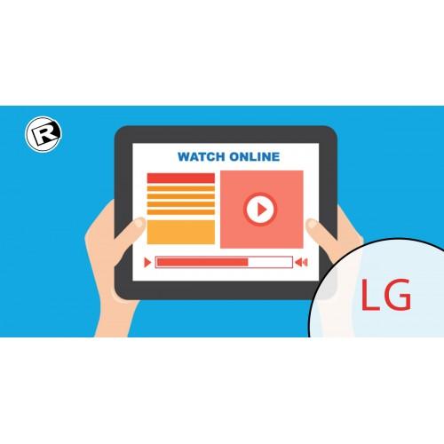 Video Package - LG