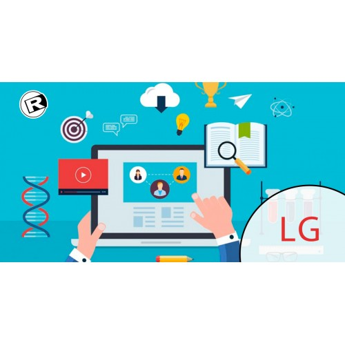Website Management - LG