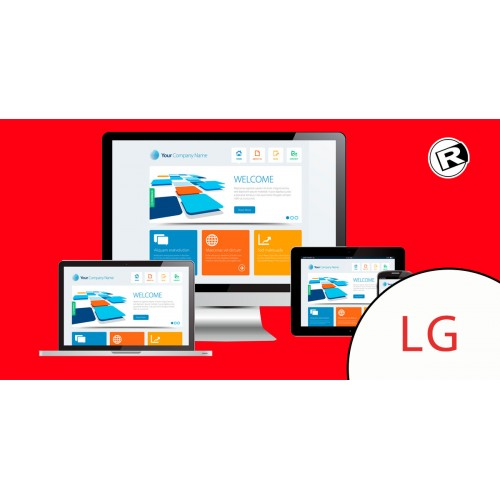 Website Design - LG