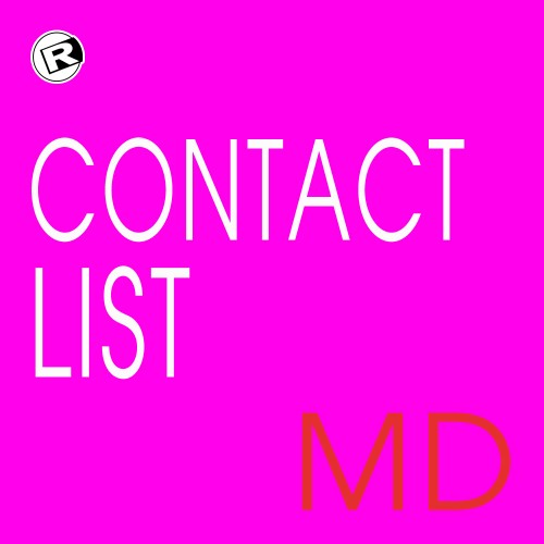Contact List - MD