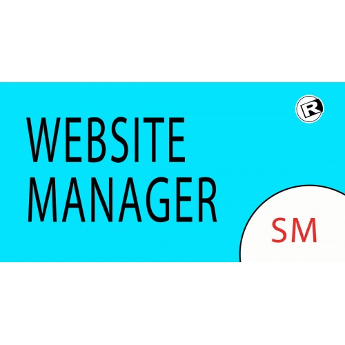 Website Management - SM